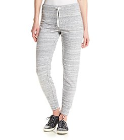 Calvin Klein Performance Banded Bottom Print Jogger