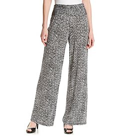 Joan Vass® Relaxed Waist Pants