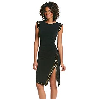 181605d0b7b32 UPC 889154173316 - MICHAEL Michael Kors® Studded Split Hem Dress ...