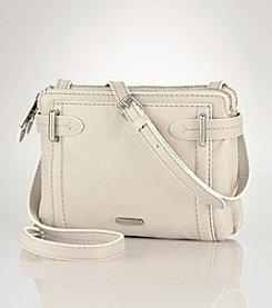 Lauren Ralph Lauren® Gladstone Double Zip Crossbody