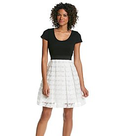 Plenty by Tracy Reese Organza Skirt Dress