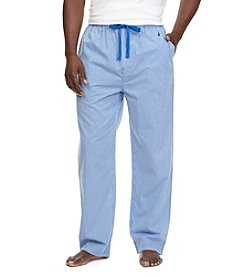 Nautica® Men's Mini Check Woven Pants