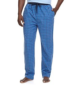 Nautica® Men's Plaid Woven Pants