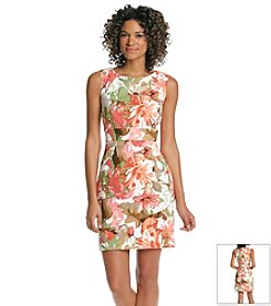 Connected® Tiered Floral Dress