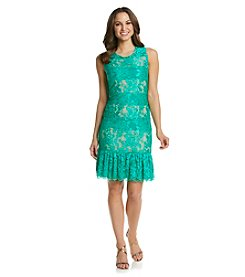 Nine West® Lace Shift Dress