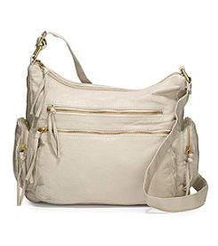 GAL Washed Multi Zip Hobo