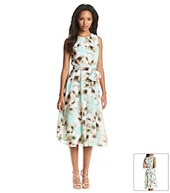 Jessica Howard® Floral Midi Dress