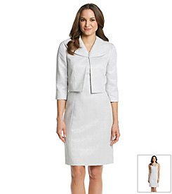 Tahari by Arthur S. Levine® Jacket And Dress Set