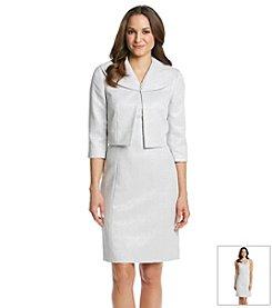 Tahari by Arthur S. Levine® Jacket And Dress Set