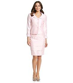 Kasper® Jacket And Skirt Suit Set