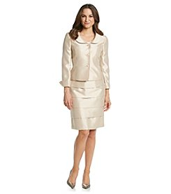 Kasper® Jacket And Skirt Suit Set