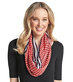 Collection 18 Dots and Stripes Scarf