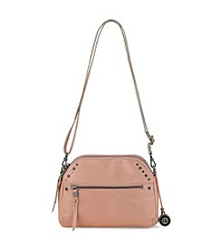 The Sak® Dorado Leather Double Zip Crossbody
