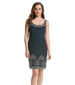 Adrianna Papell® Short Beaded Dress
