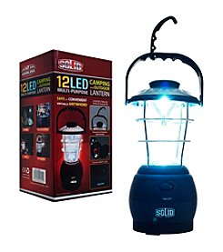 Whetstone 12-LED Multi-Purpose Outdoor Camping Lantern