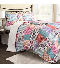 Lush Decor Brookdale 3-pc. Quilt Set