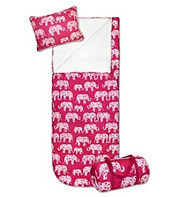 Lush Decor Elephant Parade 3-pc. Sleeping Bag Set