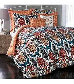 Lush Decor Jaipur Ikat 7-pc. Comforter Set