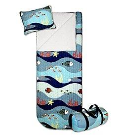 Lush Decor Sea Life 3-pc. Sleeping Bag Set