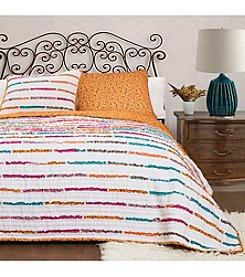 Lush Decor Umbria 3-pc. Quilt Set