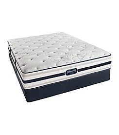 Beautyrest Recharge Alivia Plush Mattress & Box Spring Set