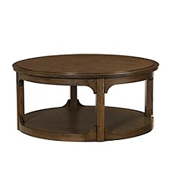 Hammary Facet Round Cocktail Table