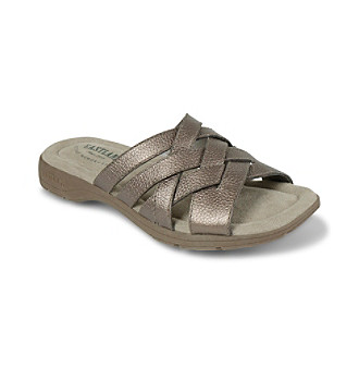 "Eastland Women's ""Hazel"" Slide Sandals plus size,  plus size fashion plus size appare"