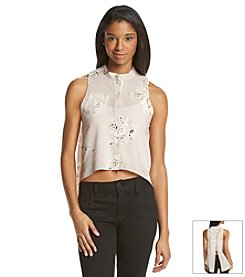 BB Dakota® Taiden Lily Hi-Lo Blouse
