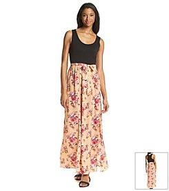 Fire® Floral Maxi Dress