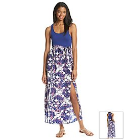 Fire® Kaleidescope Maxi Dress