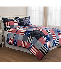 LivingQuarters Americana Quilt Collection