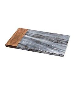 Thirstystone® Urban Farm Gray Marble Cheese Board