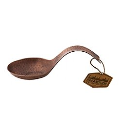 Thirstystone® Urban Farm Hammered Antique Copper Spoon Rest