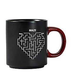 Gallery® Maze Chalk Mug