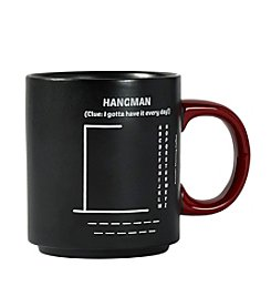 Gallery® Hangman Chalk Mug