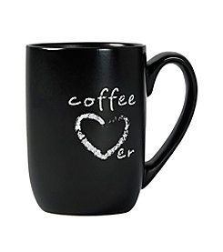 Gallery® Coffee Lover Chalk Mug
