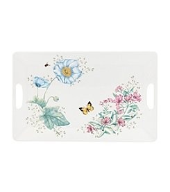 Lenox® Butterfly Meadow® Melamine Large Handled Serving Tray