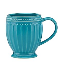Lenox® French Perle Peacock Everything Mug