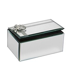 Crystal Clear® Bow Jewelry Box