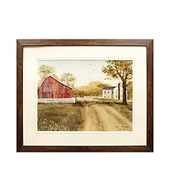 Star Creations Summer In The Country Framed Art
