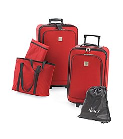 Relativity® Expandable 5-pc. Luggage Set