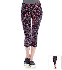 Marc New York Performance Printed Cotton Leggings