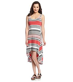 Marc New York Performance Striped Tank Dress