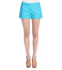 MICHAEL Michael Kors® Solid Mini Shorts
