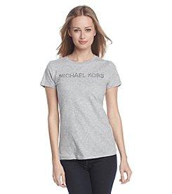 MICHAEL Michael Kors® Mirror Logo Tee