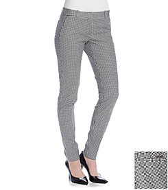 MICHAEL Michael Kors® Slim Plaid Pants