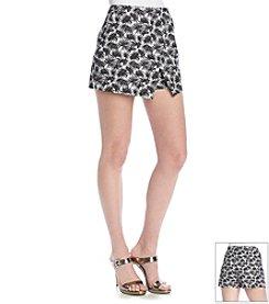MICHAEL Michael Kors® Wrap Front Shorts