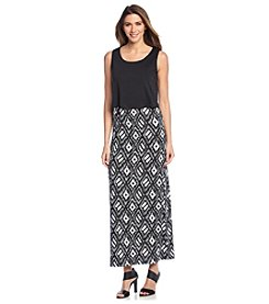Lennie Popover Maxi Dress