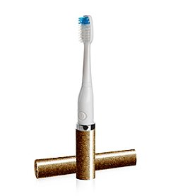 Violife Slim Sonic Gold Shimmer Toothbrush
