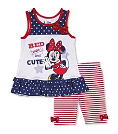 Nannette® Baby Girls' Minnie Bike Set